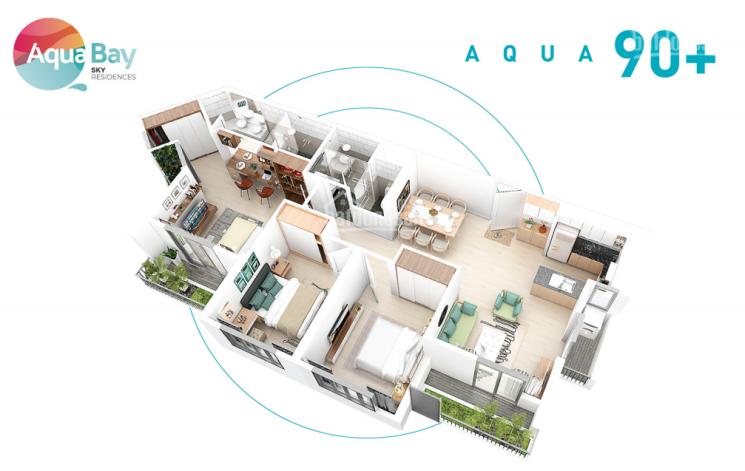 Bán căn hộ 105m2 tầng trung, ban công rộng, hướng Đông Nam, view hồ, full đồ, 3.35 tỷ LH 0328920737 ảnh 0