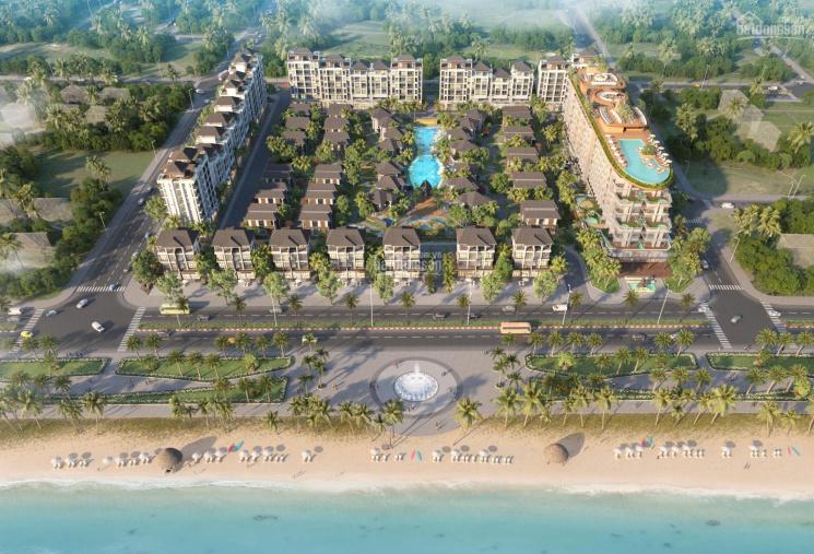 Còn lại 2 căn shopvillas 220m2, mặt đường (biển) độc lập Phú Yên 32m, giá chủ đầu tư ảnh 0