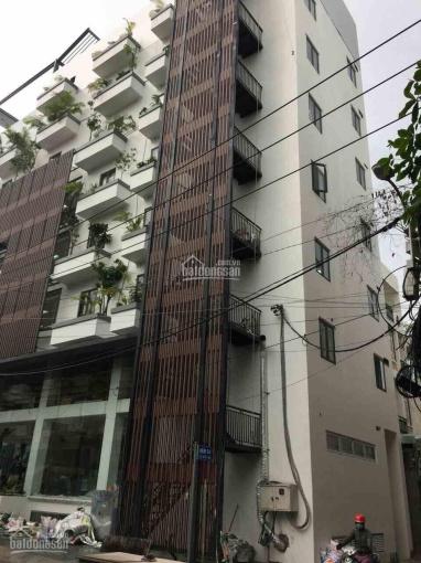 Bán tòa nhà, khu vực Trường Sa, Quận Phú Nhuận, giá bán: 75 tỷ. Diện tích: 165 m2, KC: Hầm, 6L ảnh 0