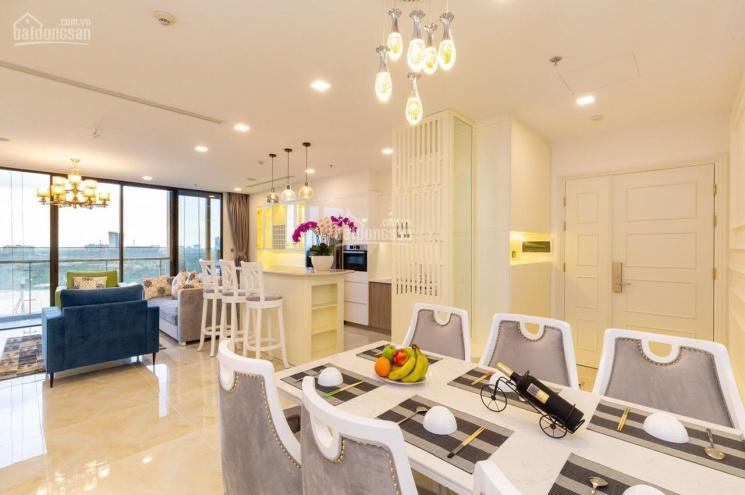 Bán căn hộ Vinhomes Golden River Ba Son 120.8m2, 3PN tòa Aqua 4 view nhìn toàn cảnh sông Sài Gòn ảnh 0