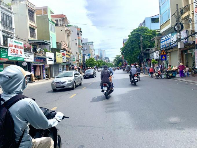 Vị trí hiếm có mặt phố Trần Nguyên Hãn, Lê Chân, Hải Phòng (111tr/m2) ảnh 0
