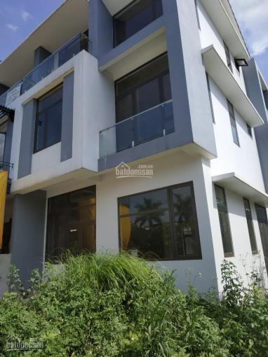 Cần bán nhà đẹp 3 tầng 2 mặt tiền KĐT mới An Cựu City, P. An Đông, TP Huế. SHR ảnh 0