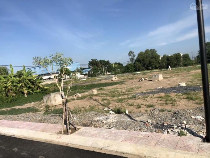 Bán 85m2 đất thổ cư mặt tiền đường 30m sổ riêng gần chợ Bình Chánh ảnh 0
