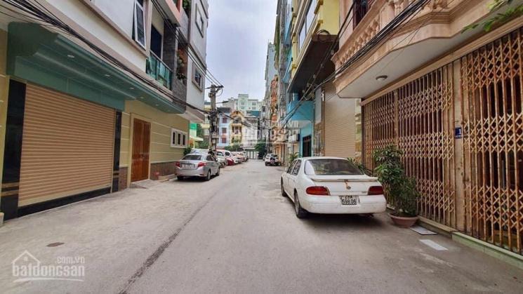 Chỉ 7.2tỷ bán nhà phân lô Nguyễn Xiển 55m2*5T view phố, kinh doanh mạnh, Camry đỗ cửa, sáng thoáng ảnh 0