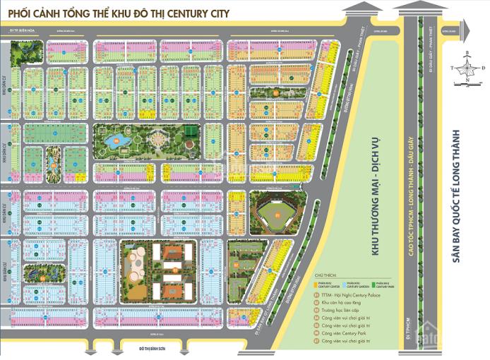 Đất thành phố sân bay quốc tế Long Thành chỉ 18 triệu/m2 ảnh 0