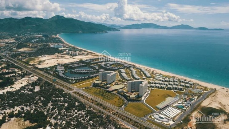 Chỉ 17tr/m2 để sở hữu một nền đất đô thị biển Bãi Dài Cam Lâm, cách biển 500m, LH Đạt 0905090955 ảnh 0