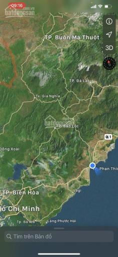 Đất nền gần Phan Thiết chỉ từ 1 tỷ 100 triệu ảnh 0