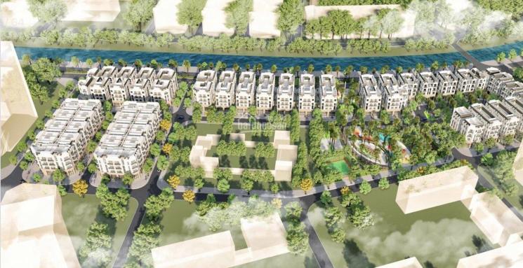 Ra hàng độc quyền dự án liền kề biệt thự The Diamond Point - liền kề Vinhomes Riverside Long Biên ảnh 0