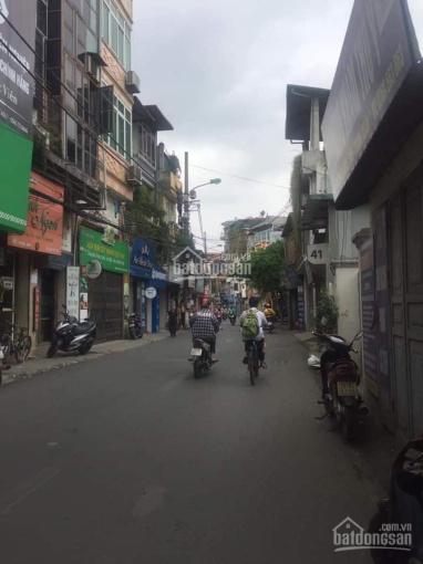 Bán nhà mặt phố Khương Đình siêu hiếm - kinh doanh đỉnh - khu vực sầm uất - giá mùa covid ảnh 0