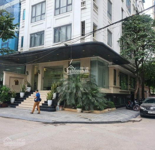 Bán gấp tòa nhà mặt phố Trích Sài - Tây Hồ - 190m2 - 9 tầng - MT 7.6m - 53 tỷ ảnh 0