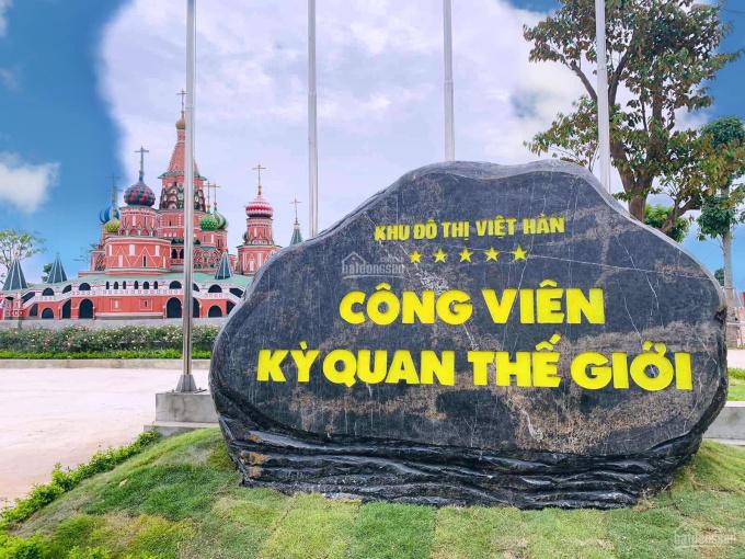 Nhanh tay chọn lô đẹp nhất mặt đường 27m khu đô thị Việt Hàn, Phổ Yên, Thái Nguyên. LH: 0973599187 ảnh 0