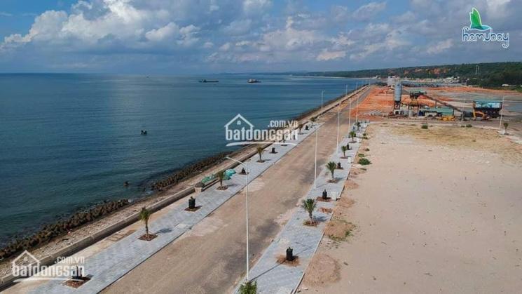 Đất nền nhà phố khu lấn biển dự án Hamubay TP Phan Thiết chỉ 3.1 tỷ/nền ảnh 0