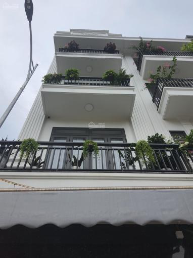 Bán nhà 4 tầng độc lập khu TĐC Nam Cầu Bính, ô tô đỗ cửa ảnh 0