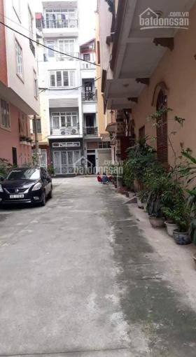 CC bán gấp nhà phố Trần Phú, Hà Đông, 60m2, 4 tầng, 7 tỷ, ô tô, phân lô vip ảnh 0