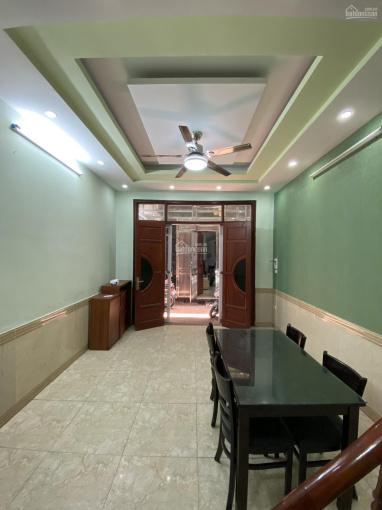 Nhà đẹp 33m2 x 5 tầng số 45 ngõ 12 phố Lương Khánh Thiện - Hoàng Mai cần bán ảnh 0