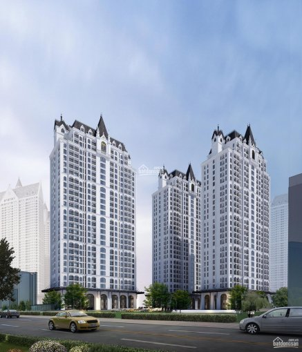 Căn hộ cao cấp kiến trúc Tân Cổ Điển Châu Âu đầu tiên tại đường Phạm Văn Đồng ảnh 0