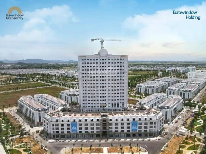 Dự án Eurowindown Thanh Hoá ra hàng hoa hậu nhà phố thương mại 2 mặt tiền. 0869 868 992 ảnh 0