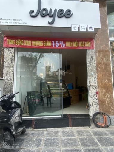 Cho thuê nhà mặt phố Minh Khai ảnh 0