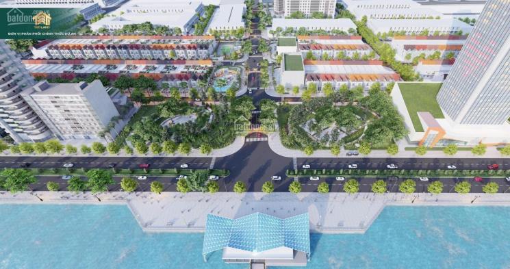 KĐT Vịnh An Hoà - Mở bán chính thức 38 căn biệt thự Hoa Sứ hướng mặt biển. LH 0898159252 ảnh 0