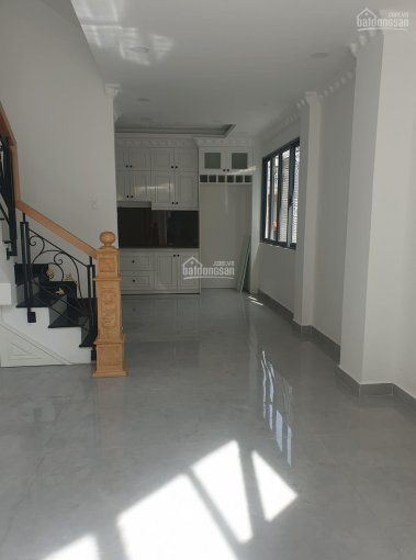 Bán nhà hẻm xe tải Nguyễn Xí, Bình Thạnh, nhà mới coong, 45m2, 5 tầng - chỉ 7,9 tỷ - LH: 0913759272 ảnh 0
