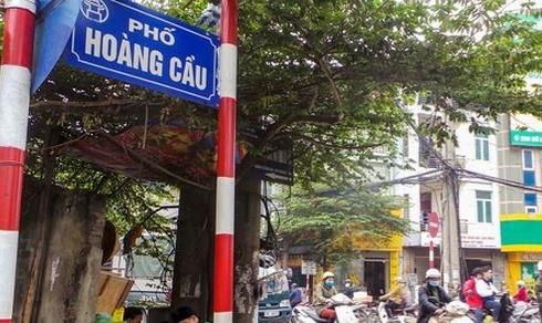 Mặt phố Hoàng Cầu, gara, vỉa hè, kinh doanh: 245m2, MT 8.2m, giá 67 tỷ (LH: 0936306563) ảnh 0