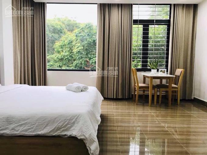 Bán toà căn hộ mặt tiền Phạm Vấn gần Nguyễn Huy Chương, có 12 phòng căn hộ ảnh 0