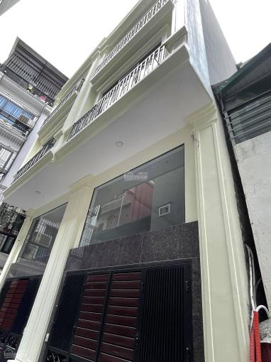 Nhà mới Hoàng Hoa Thám, Ba Đình, cách 1 nhà ra phố, nội thất đẹp, 40m2x5T giá 5.1 tỷ - 0946.689.629 ảnh 0