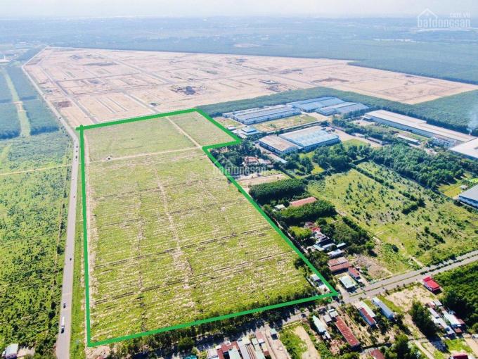 Bán đất 100m2 full thổ cư, cạnh khu Tái định cư sân bay Long Thành, thanh toán 400tr ký HĐ ảnh 0