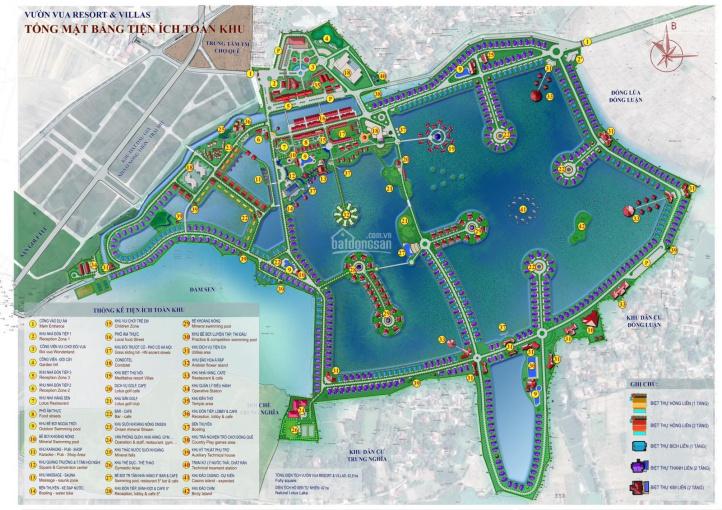 Biệt thự Wyndham Vườn Vua Thanh Thủy Phú Thọ xuất ngoại giao mua là chiết khấu ảnh 0