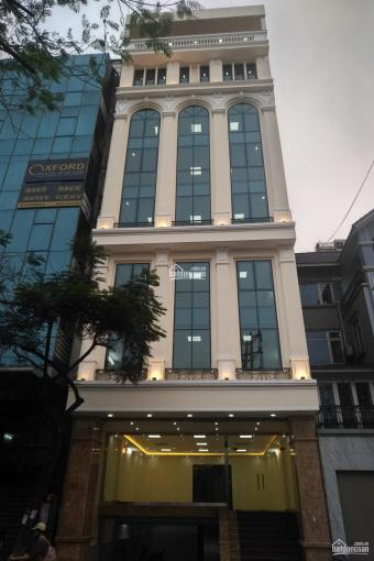 Bán nhà MP Bà Triệu Q. Hai Bà Trưng, K/D đỉnh, vỉa hè cực rộng, DT 110m2 x 9T - thang máy - 42 tỷ ảnh 0