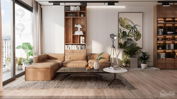 Bán căn hộ 2 ngủ 75.9m2 nội thất hiện đại ngay trung tâm thành phố Hà Nội giá 2.5x tỷ có hỗ trợ NH ảnh 0
