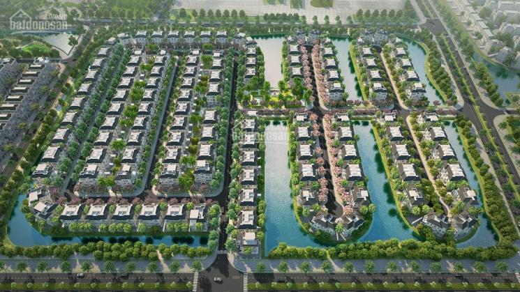 Bán căn biệt thự song lập 180m2, Đông Nam, mặt tiền 9m, giá 8,6 tỷ tại Vinhomes Star City Thanh Hóa ảnh 0