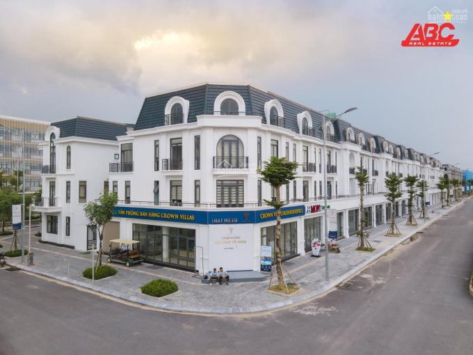 Thông tin chi tiết dự án khu đô thị Crown Villas, Thái Nguyên. Chiết khấu 10%. Tặng ngay 1 cây vàng ảnh 0