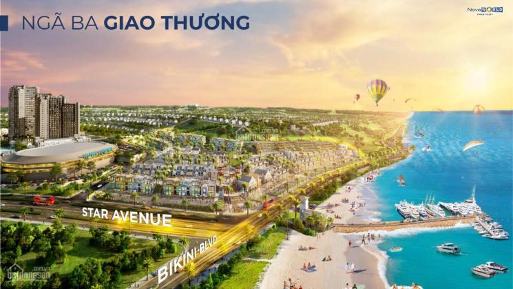 """Novaworld chính thức mở bán """"shop Santa Monica"""" - mặt biển vịnh du thuyền, casino, TTTT olympic ảnh 0"""