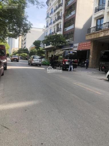 Bán nhà mặt phố Nguyễn Quốc Trị - sau Big C - DT 105m2, MT 6,5m, xây 6 tầng, 1 hầm. LH 0985505363 ảnh 0