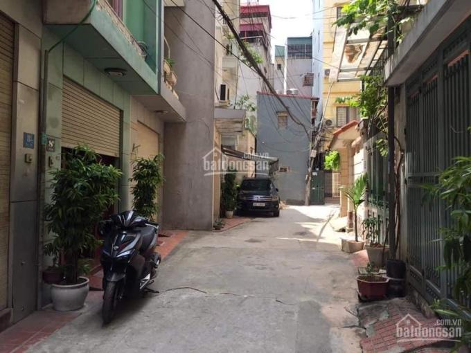 Đang khó khăn tôi bán gấp nhà Nguyễn Khánh Toàn ô tô vào nhà 55m2 x 5 tầng, MT 3.9m, chào 6.8 tỷ ảnh 0