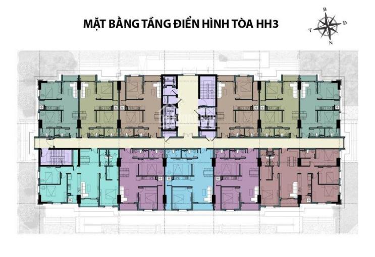 Căn chung cư đẳng cấp với 2 phòng ngủ giá tốt nhất khu vực trung tâm Bắc Từ Liêm. LH: 097.990.6655 ảnh 0