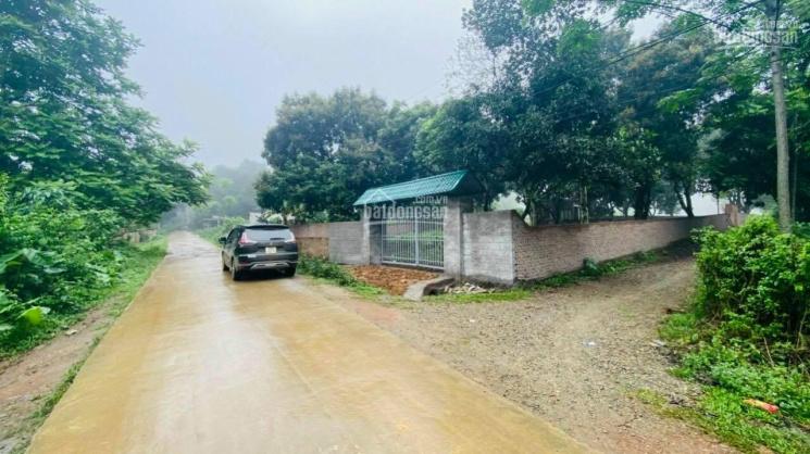 Cần bán 2.280m2 đất thổ cư có vị trí đẹp giá đầu tư tại Cư Yên, Lương Sơn, Hòa Bình ảnh 0