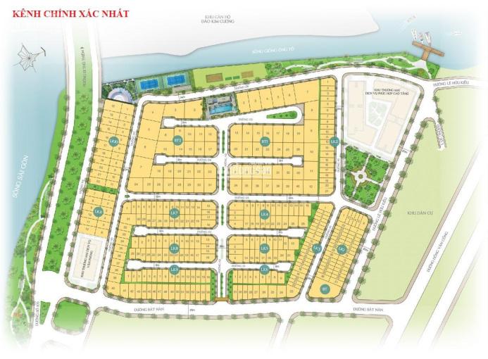 Chủ Gửi các lô biệt thự đẹp nhất Đảo Kim Cương Q2, Sài Gòn Mystery Villas Quận 2, giá tốt gặp chủ ảnh 0