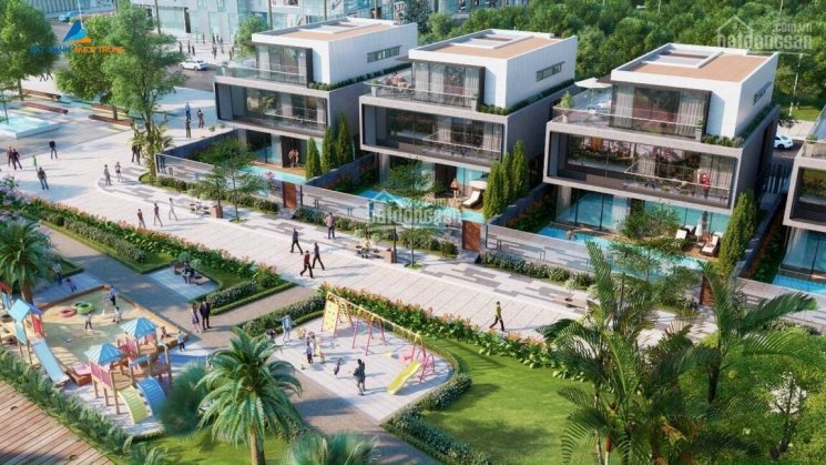 5 lý do để sở hữu biệt thự Đảo Ngọc Regal Victoria 350m2 với giá cực rẻ ảnh 0