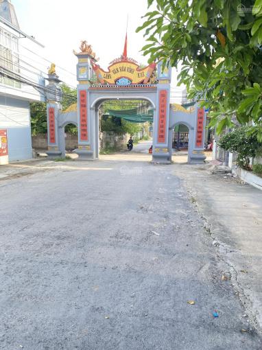 Cần bán gấp lô đất cổng làng văn hoá Vĩnh Khê đi vào 200m ảnh 0