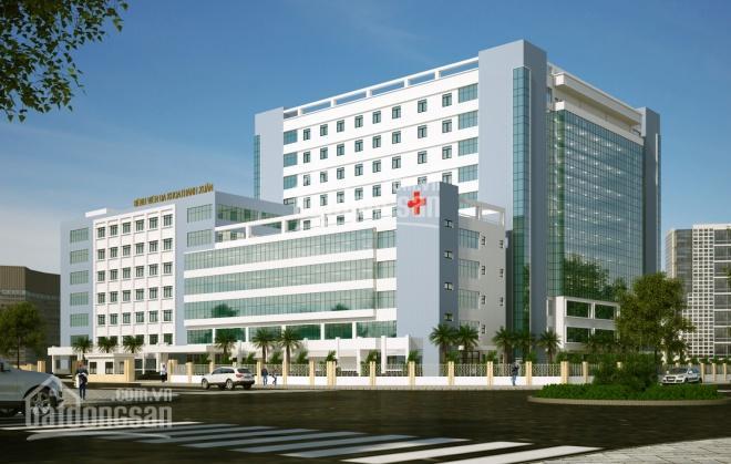 Bán chuyển nhượng bệnh viện đa khoa thành phố Vinh, Nghệ An ảnh 0