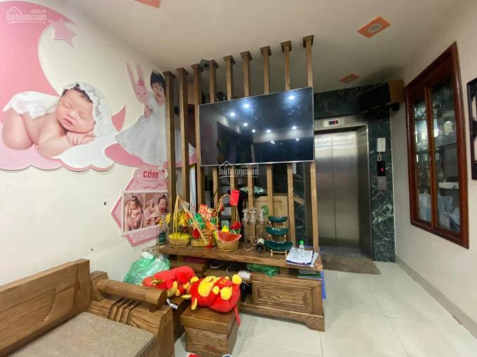 Chính chủ bán gấp nhà đẹp phố Tôn Đức Thắng 8 tầng thang máy - Đống Đa - ngõ thông - bãi ô tô cạnh ảnh 0