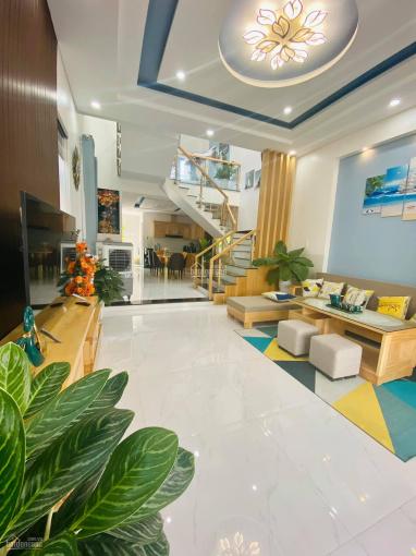 Bán nhà 80m2 mặt tiền 4.5m, mặt ngõ Nguyễn Sơn, ô tô vào nhà, Long Biên, 7 tỷ, 0818962345 ảnh 0