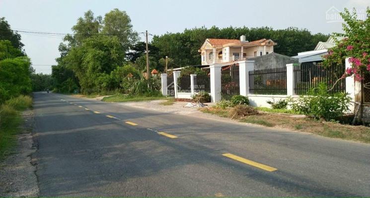 Bán đất mặt tiền đường Nguyễn Thị Rành, Xã Phú Mỹ Hưng, Huyện Củ Chi ảnh 0