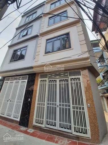 Bán tòa chung cư mini Hoàng Quốc Việt 56m2 x 4 tầng - 8 phòng khép kín - dòng tiền 420 tr/1 năm ảnh 0