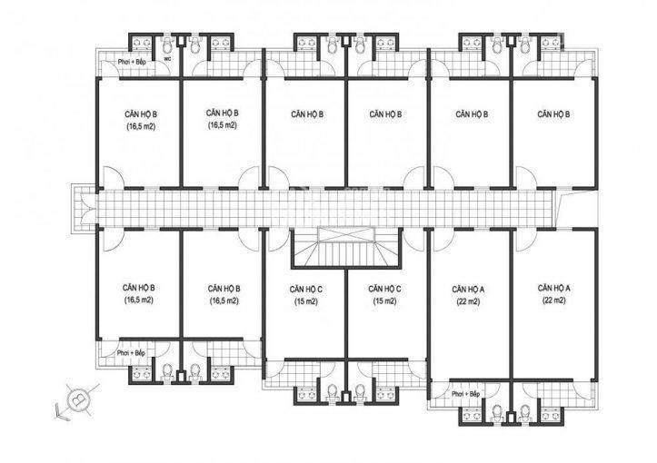 Cho thuê phòng trọ chung cư mini tại Hà Đông ảnh 0