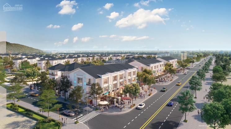 Căn góc shophouse trục 30m khu đô thị Vinh Heritage, chiết khấu 3%, hỗ trợ vay đến 100% lãi 0% ảnh 0