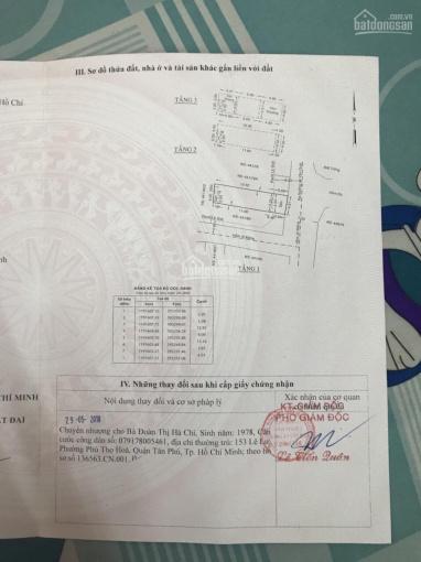 Lê Văn Quới nhà chính chủ phường Bình Trị Đông, Bình Tân 4x16.1m 1 trệt 2 lầu ảnh 0