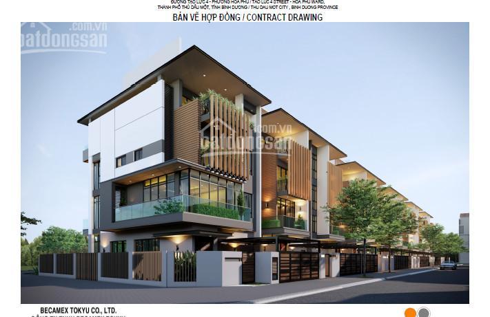 Shop house và nhà phố nội khu - khu biệt thự Haruka trong quần thể Biệt Thự Midori - giá CĐT ảnh 0